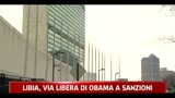 Libia, pronta risoluzione Onu con sanzioni