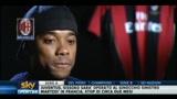 26/02/2011 - Robinho: Napoli crocevia importante, Pato da Pallone d'Oro