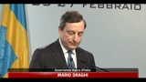 26/02/2011 - Economia, Draghi  Serve nuova normativa