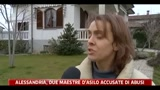 Alessandria, due maestre d'asilo accusate di abusi