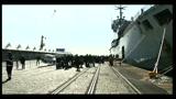 Libia, rientro degli italiani a bordo della San Giorgio