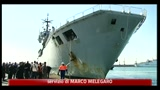 Catania, sbarcati 122 italiani in fuga dalla Libia