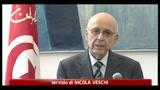 Tunisia, primo ministro Gannouchi si dimette