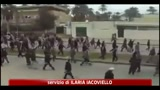 27/02/2011 - Libia, l'ex ministro della Giustizia presenta i membri del governo ad interim a Bengasi