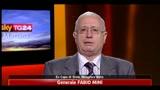 28/02/2011 - Libia, Fabio Mini: l'opzione militare è sempre aperta