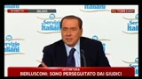 Conferenza stampa Berlusconi