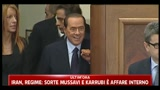 Berlusconi critica lo staff del Quirinale: interviene su tutto