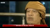Libia, Gheddafi: la mia gente mi ama e morirebbe per me