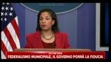 Libia, Ambasciatrice USA all'ONU: prematuro parlare di intervento militare
