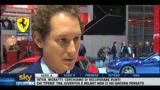 F1, Ferrari: parla John Elkann