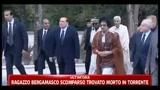 Libia, Berlusconi frena sull'esilio di Gheddafi