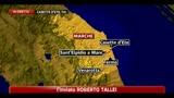 Maltempo Marche, anziana morta in un fosso ad Ascoli