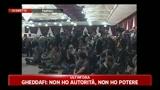 Libia: Italia deve scusarsi per passato coloniale
