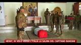 02/03/2011 - Herat, in volo verso l'Italia la salma del capitano Ranzani