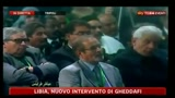 2 - Libia, nuovo intervento di Gheddafi