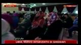 3 - Libia, nuovo intervento di Gheddafi