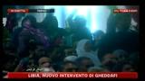 4 - Libia, nuovo intervento di Gheddafi