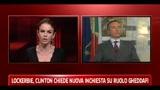 Frattini: Italia ha mostrato amicizia verso il popolo libico