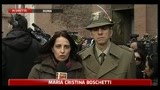Funerali Massimo Ranzani, parla il Colonnello Michele Risi