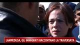 Lampedusa, gli immigrati raccontano la traversata