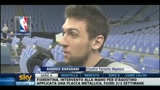 03/03/2011 - Bargnani diventa grande: In 5 anni  cambiato tanto