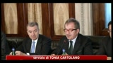 04/03/2011 - Libia, Maroni: in caso di esodo pronti al piano B