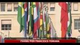 Napolitano a Ginevra per vista al CERN e alle Nazioni Unite