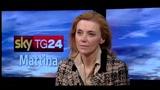 Libia, Elisabetta Belloni ospite in studio di SkyTG24