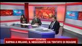 Riccardo De Corato ai microfoni di Skytg 24 Milano