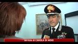 Violentata in cella, indagati 3 carabinieri e un vigile