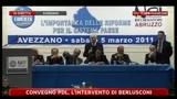 Convegno PDL, l'intervento di Berlusconi
