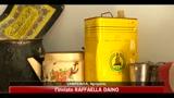 06/03/2011 - Lampedusa, museo immigrazione con oggetti ritrovati nelle barche