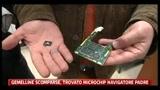 Gemelline scomparse, trovato il microchip navigatore padre