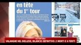 06/03/2011 - Francia, Marine Le Pen sorpassa Sarkozy
