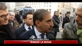 06/03/2011 - Stupro in caserma, La Russa: Via carabinieri anche se non c  reato