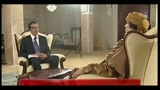 Al Jazeera, Gheddafi ai ribelli: mi dimetto