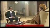 Al Jazeera, Gheddafi ai ribelli: mi dimetto