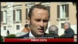Giustizia, Costa: per la prima volta un testo del Governo