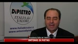 Riforma Giustizia, Antonio Di Pietro