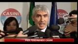 Riforma Giustizia, Pier Ferdinando Casini