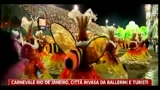 Carnevale di Rio De Janeiro, la citt invasa da ballerini e turisti