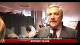 08/03/2011 - Libia, Tajani: le sanzioni sono la scelta giusta per isolare Gheddafi