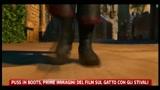 Puss in Boots, le prime immagini del film sul gatto con gli stivali