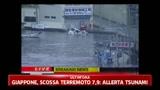 Giappone, scossa terremoto 8,9: allerta Tsunami