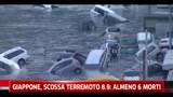 11/03/2011 - Giappone, scossa terremoto 8,9: almeno 6 morti