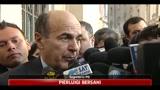 Riforma giustizia, Pier Luigi Bersani
