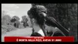 Morta Nilla Pizzi, aveva 91 anni