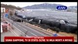 13/03/2011 - Sisma Giappone, il mare distrugge la costa