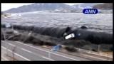Giappone, immagini dell'arrivo dello Tsunami