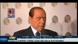 14/03/2011 - Milan, Berlusconi: il pi bel ricordo a Barcellona  nel 1989